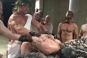 When in Rome, torture and gang bang!, Added: 2017-10-18, Length: 00:00:49