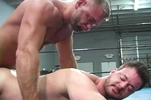 After Wrestling Two hot Hunks decided to fuck, Added: 2017-10-18, Length: 00:02:00
