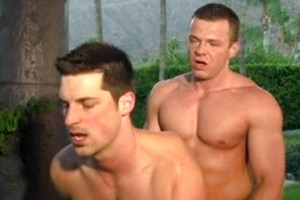 Two Hot Dudes Get Bored Outside And Fuck, Added: 2017-10-18, Length: 00:02:52