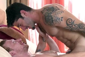 When Johnny Hazzard takes advantage of the hottest new mobile app, GuyFinder, red headed hottie Danny Harper hooks up for some super hot ass eating, 69ing hardcore fun., Added: 2017-10-18, Length: 00:03:15
